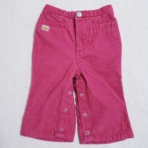 Ralph Lauren Baby Girls Corduroy Pant
